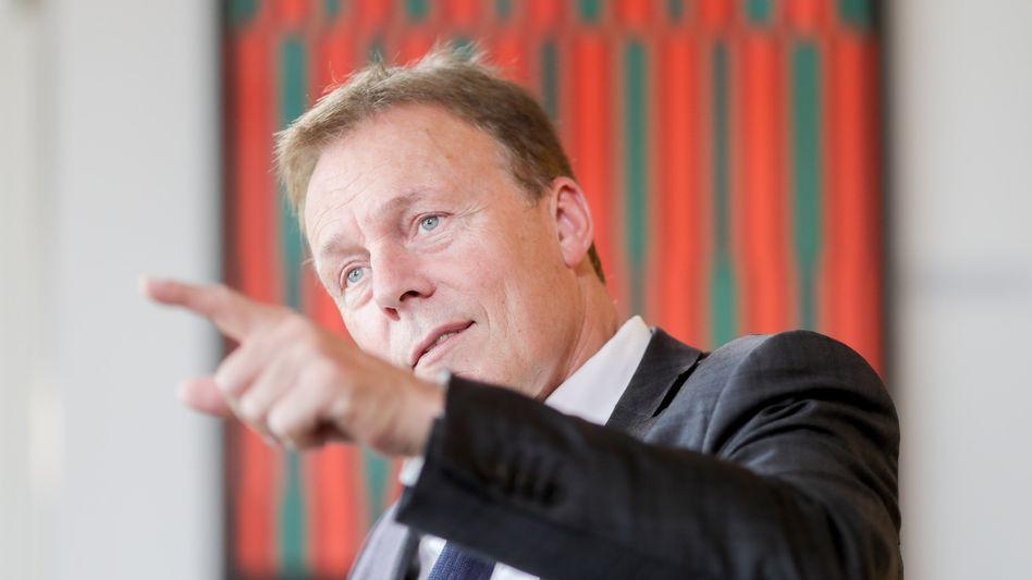 """SPD-Fraktionschef Oppermann: """"Kein Raubtierkapitalismus in Deutschland"""""""