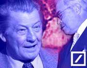 Setzt Leo Kirch unter Druck: Deutsche-Bank-Chef Rolf Breuer