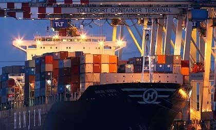 Boom dank Chinas Stärke: Der Asienhandel sorgt für mehr als die Hälfte des Hamburger Hafenumschlags