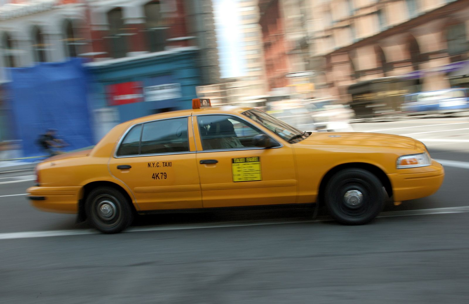 KaSP Taxi in New York