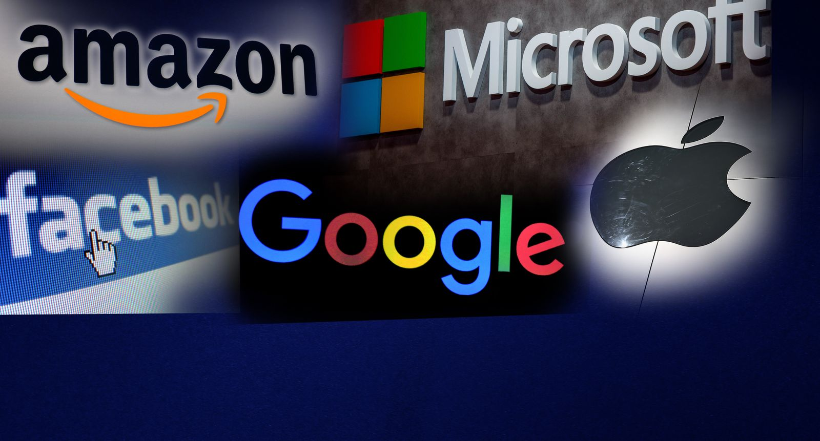 mazon /Microsoft / Google / Facebook / App