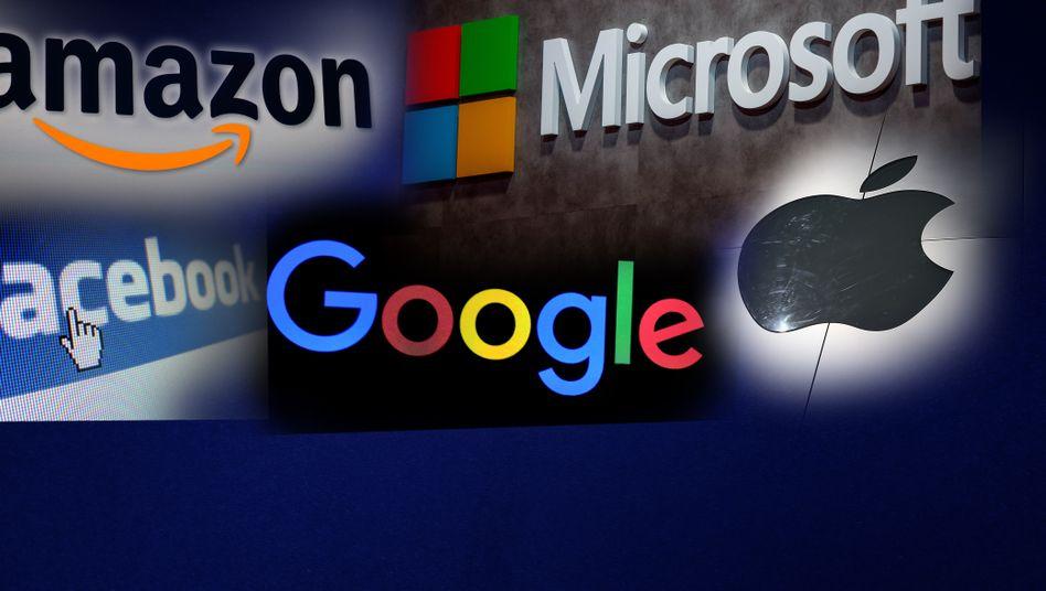 Technologie-Schwergewichte: Jeder Konzern dominiert(e) mehr oder weniger einen Markt. Das muss nicht dauerhaft ein Vorteil sein