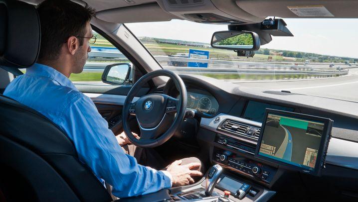 Autoindustrie: Unternehmen, die mit Roboterautos Kasse machen könnten