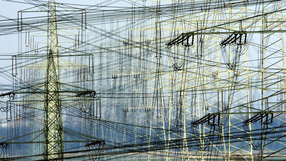 Starkstromleitungen der RWE: Windparkprojekt vor Großbritannien gestoppt
