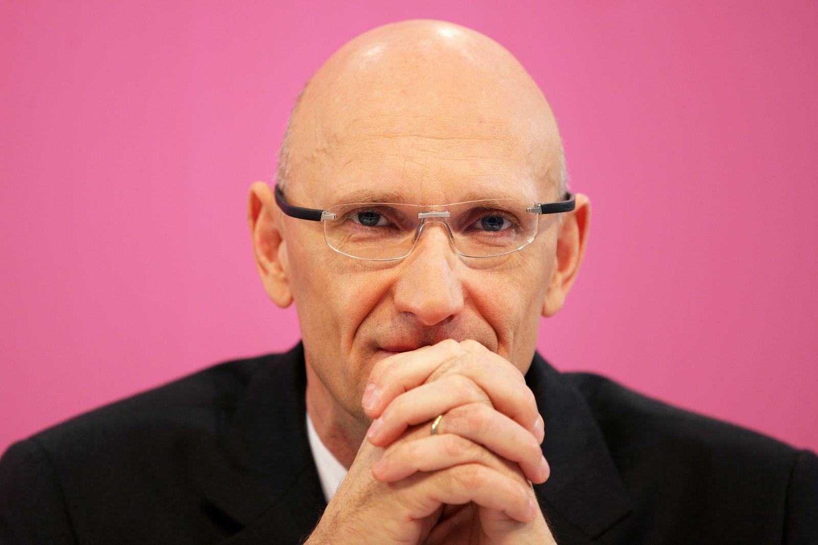 Timotheus Höttges; Deutsche Telekom