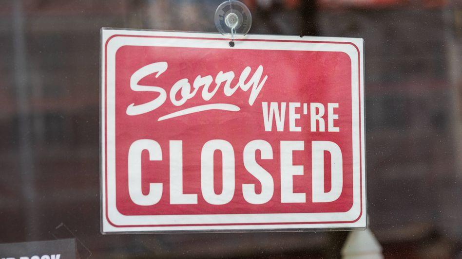 Flächendeckender Shutdown: In Sachsen ist das ab Montag wieder Realität