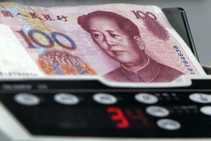 Konkurrenz aus China: Niedrigkostenland als ernsthafter Wettbewerber(100-Yuan-Schein)