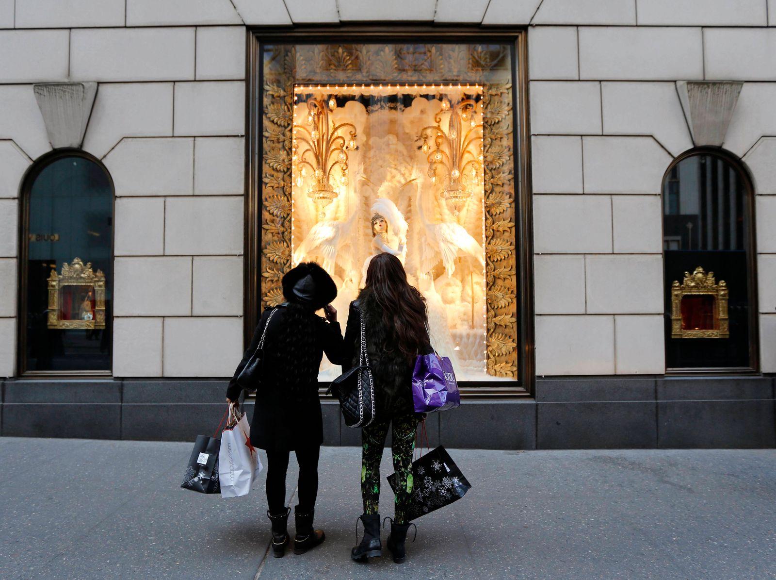 USA / Shopping / Handel / Konsum / Konjunktur
