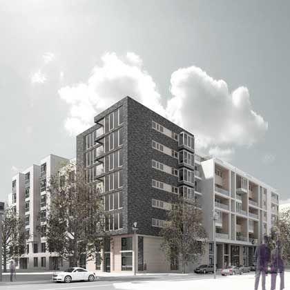 Designerwohnung: Für das britische Bauunternehmen Yoo hat der Gestalter Philippe Starck vier verschiedene Wohnwelten - mal kühl, mal pompös - entwickelt. In Hamburg und München gibt es die passenden Bauten dazu.
