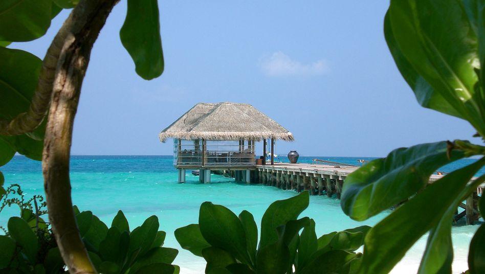 Urlaubsziel Malediven: Poolvilla mit Frühstück zu bis dato undenkbar günstigen Preisen