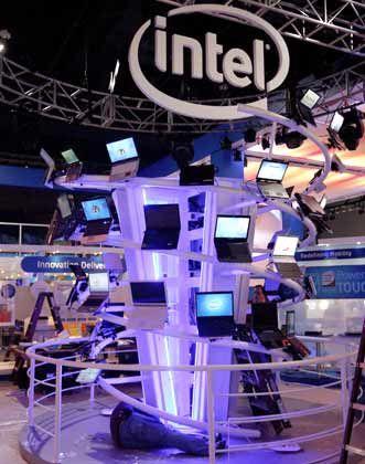 Stimmungsmacher: Intel sorgt bei anderen Technologietiteln für Wohl und Wehe
