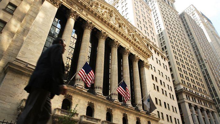 Fragiles Fundament: Diese sechs Unternehmen stützen die Kurse - noch