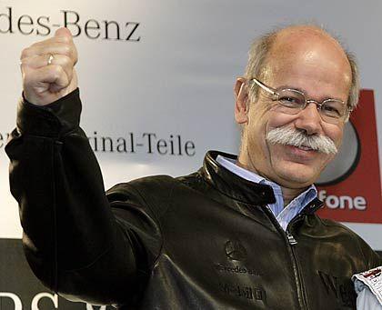 """Kann Menschen begeistern"": Daimler-Cheflenker Dieter Zetsche"