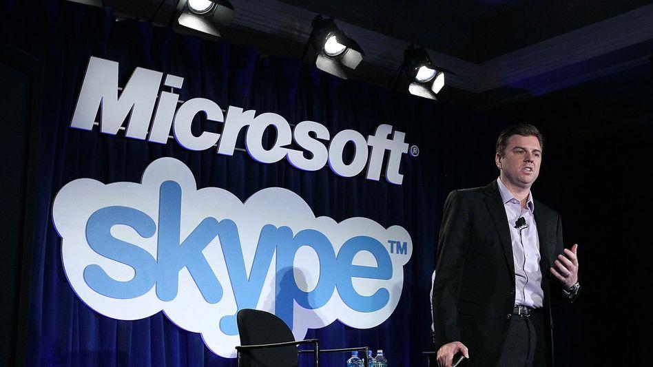 """Microsoft und Skype: """"Die Technologie ist überzeugend, die Reichweite ebenso"""""""