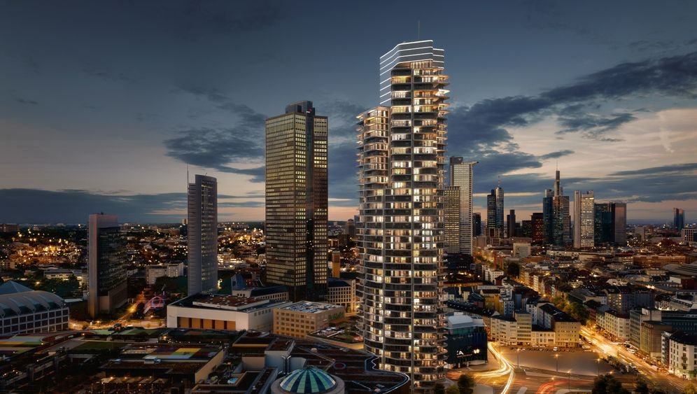 Hochhäuser: Über den Dingen wohnen