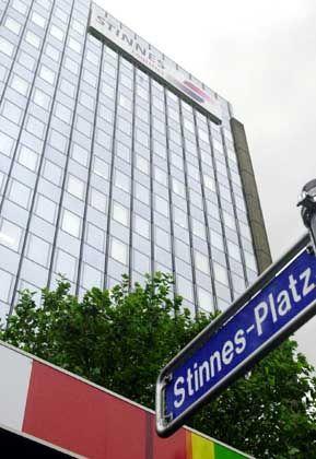 Stinnes Hauptverwaltung: Bald ein Ableger der Deutschen Bahn