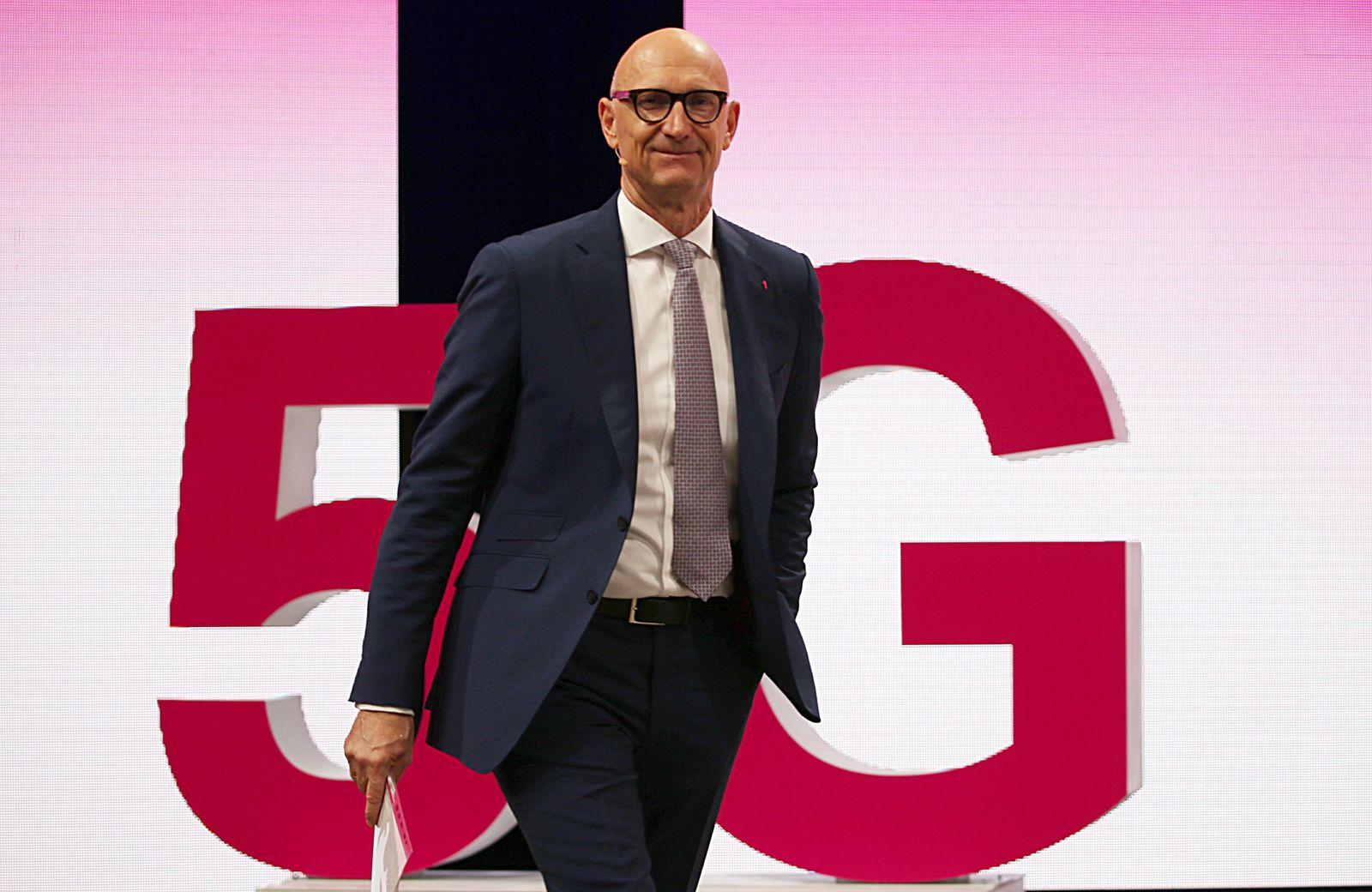 Deutsche Telekom - Hauptversammlung