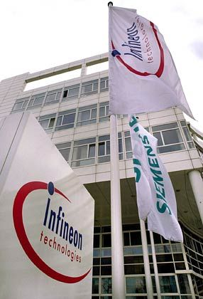 Infineon: Forschungsaufgaben auf drei Geschäftsbereiche verteilt