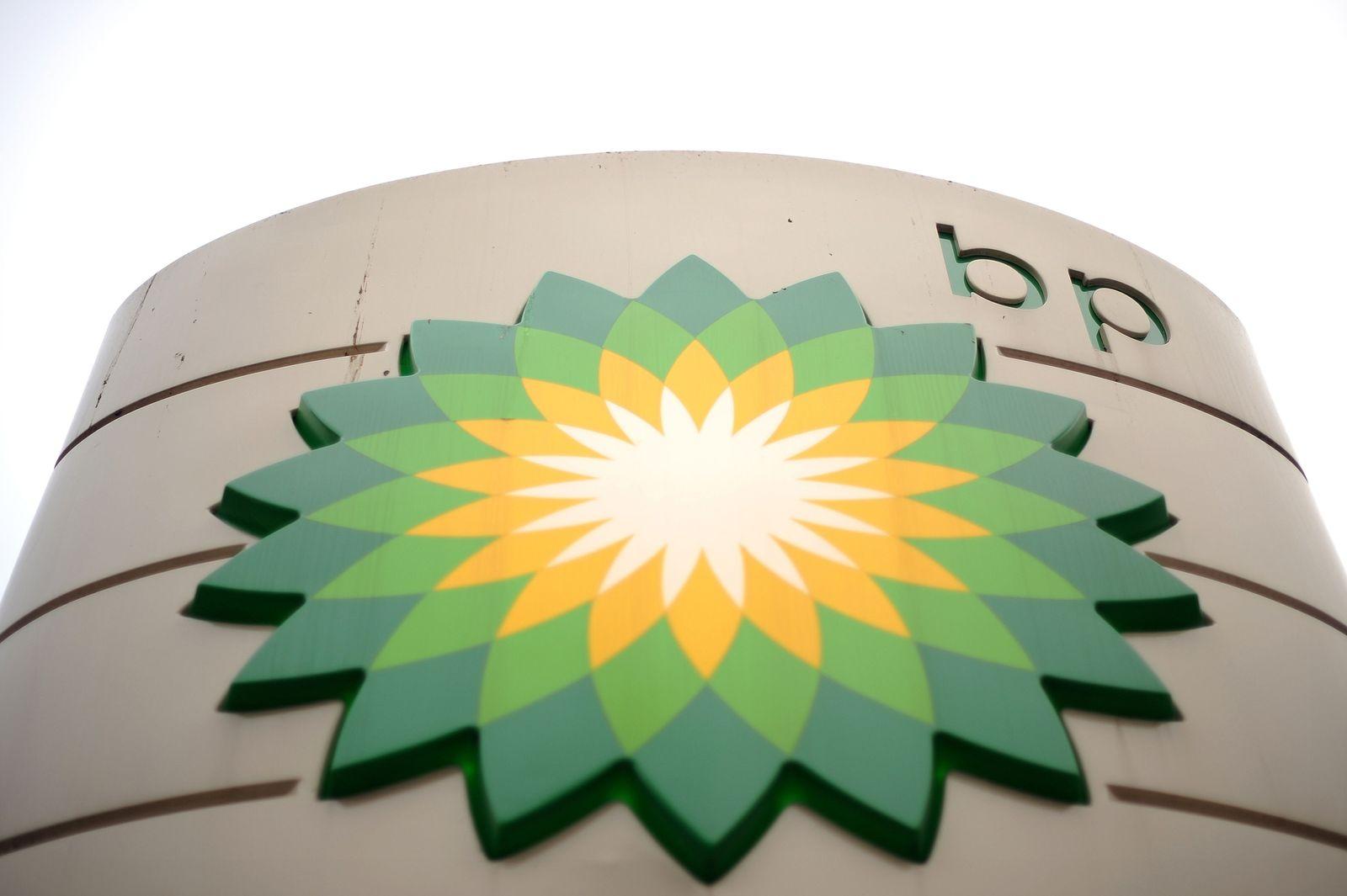 BP / British Petroleum / Tankstelle / Öl / Energie
