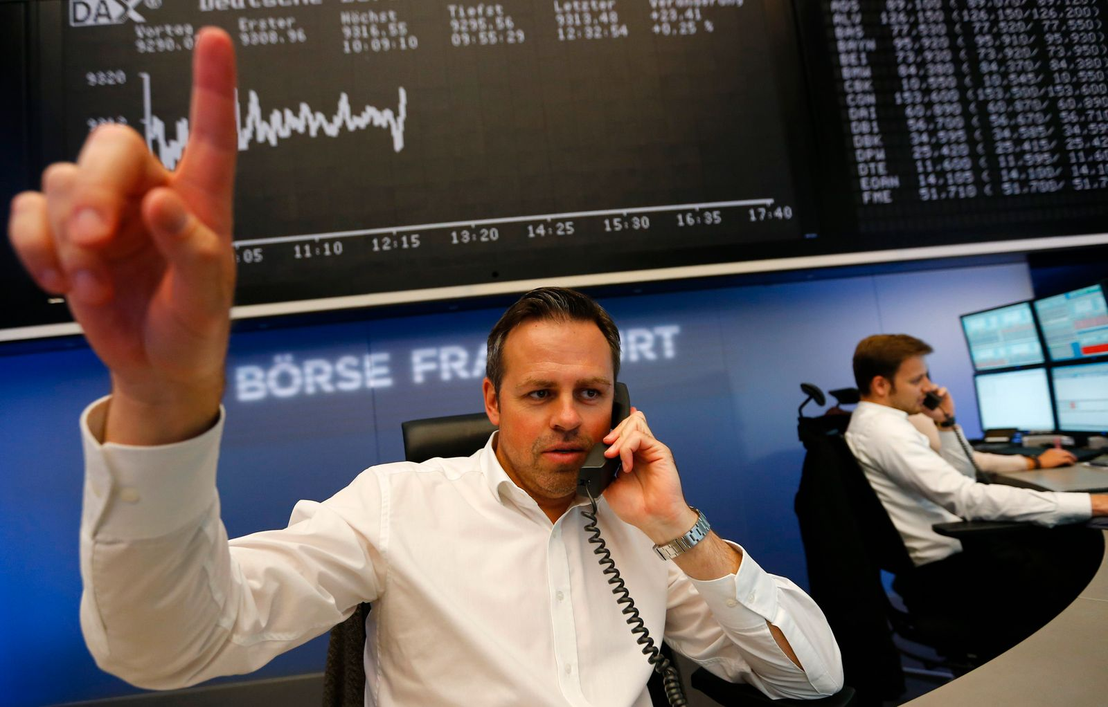 Dax / Deutsche Börse (Kopie)