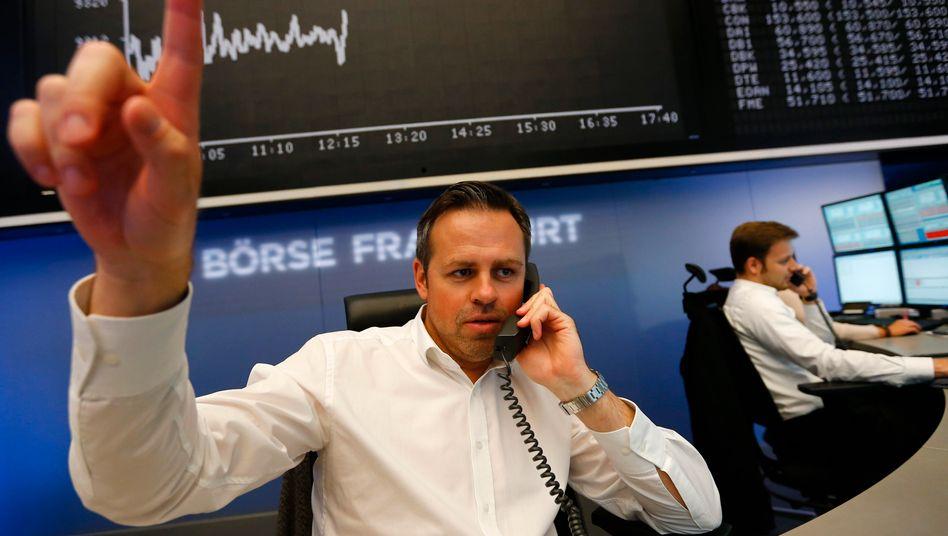 Kaufen: Laut Deutscher Bank kann der Markt im kommenden Jahr noch einmal um 17 Prozent zulegen
