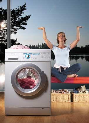 Ohne E.G.O.-Material nicht funktionstüchtig: Waschmaschine von BSH