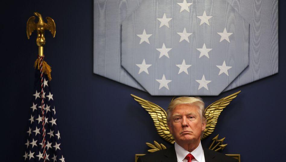 Donald Trump: Auch syrische Flüchtlinge dürfen vorerst nicht einreisen