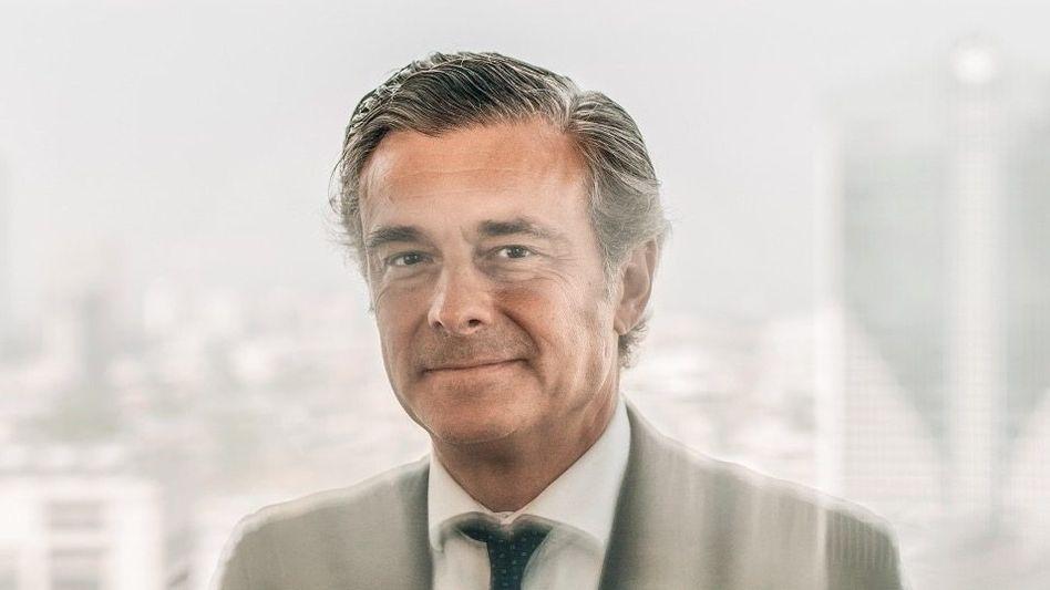 Bankier: Der Franzose Philippe Oddo (59) übernahm 2016 die BHF-Bank in Frankfurt