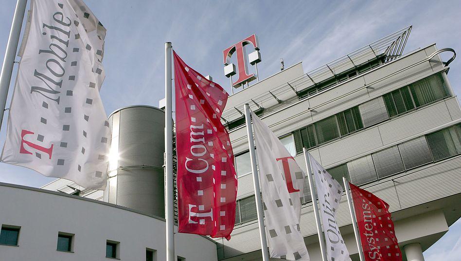Deutsche Telekom: Seit Jahren bemüht, die Sachkosten zu senken