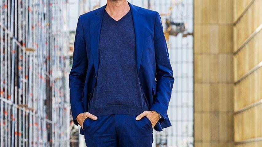 BLAUMANN Springer-Chef Mathias Döpfner