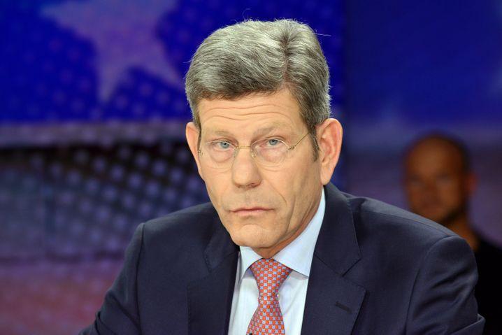 Bernhard Mattes im Februar 2017 in einer ZDF-Sendung