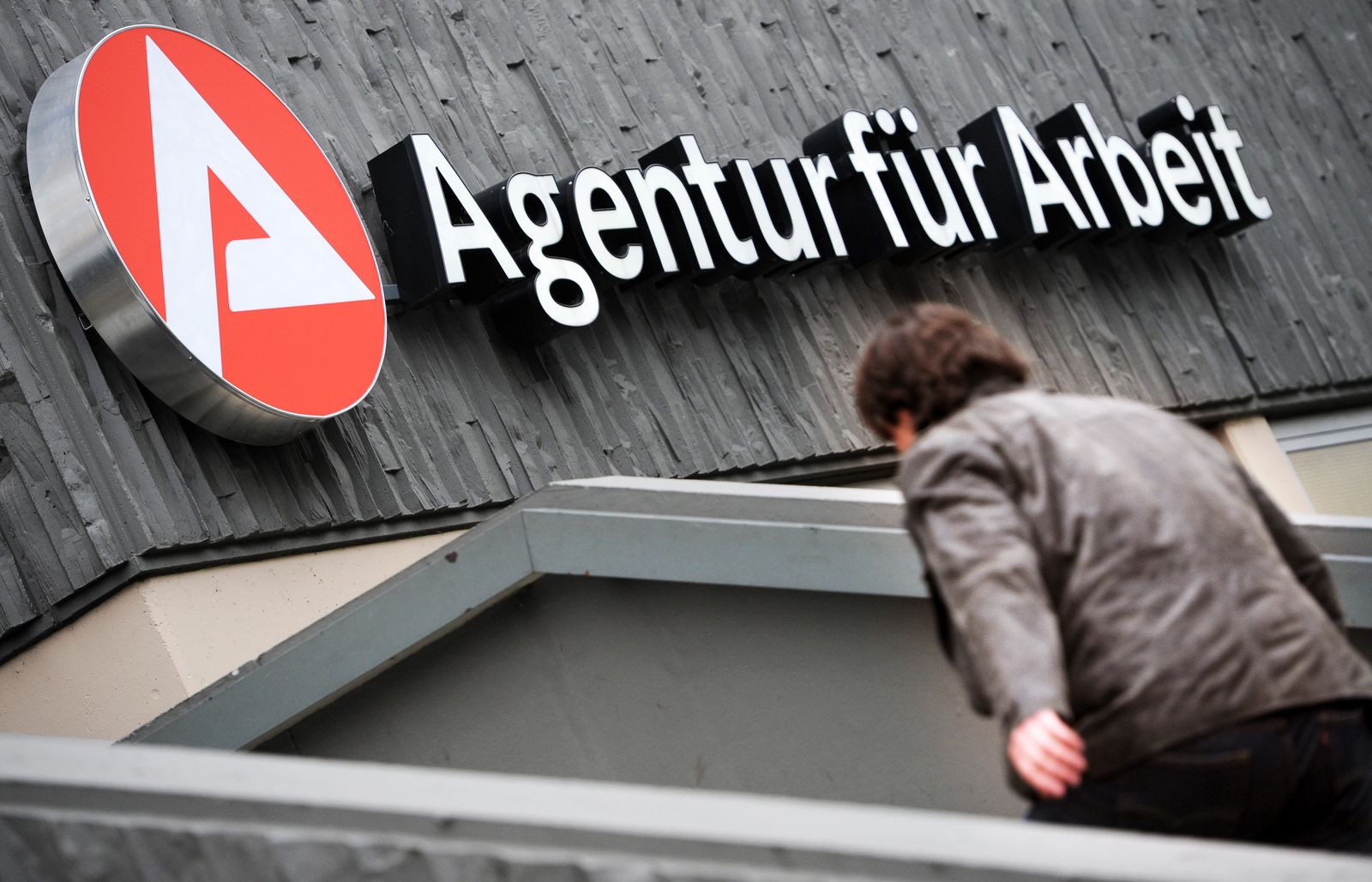 Agentur für Arbeit / Arbeitsagentur / Arbeitslosigkeit / Arbeitsmarkt