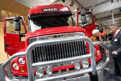 540 PS, konzipiert für eine Million Kilometer pro Jahr: Iveco-Modell, das speziell für den australischen Markt auf der IAA im vergangenen Jahr vorgestellt wurde