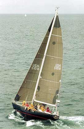 """Die Swan 44 """"Aura"""" vom New York Yacht Club"""