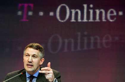 """T-Online-Chef Thomas Holtrop: """"Wir werden den Markt nicht in Richtung Dumping-Preise forcieren"""""""