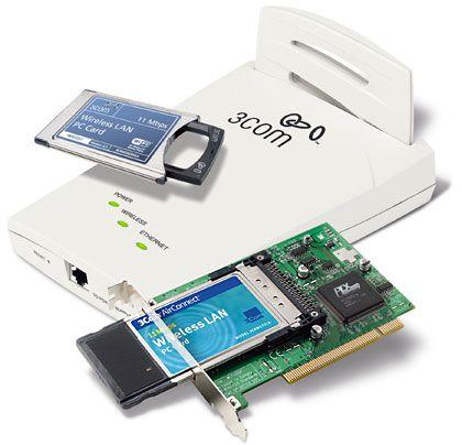 Umstrittene Technik: W-LAN-Hardware