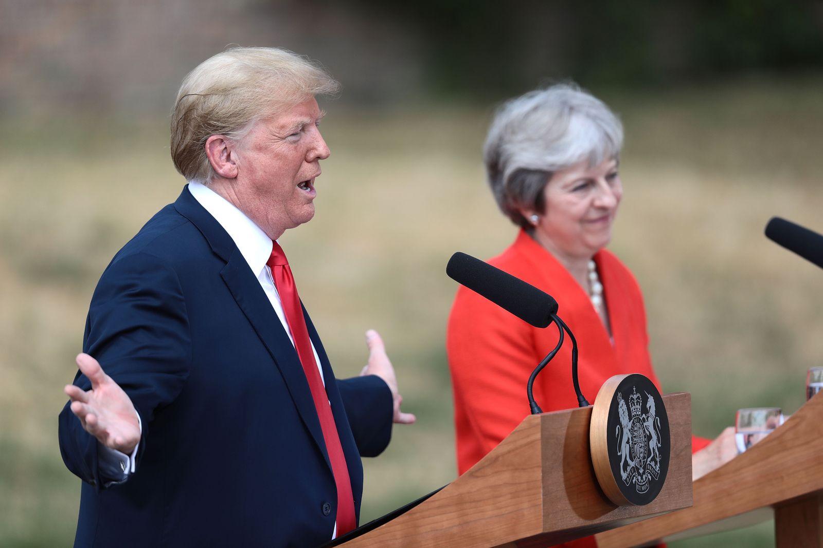 May & Trump