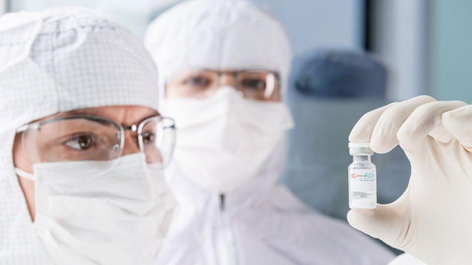 Forscher bei Curevac: Die Hoffnung auf eine Zulassung des Corona-Impfstoffes schwindet