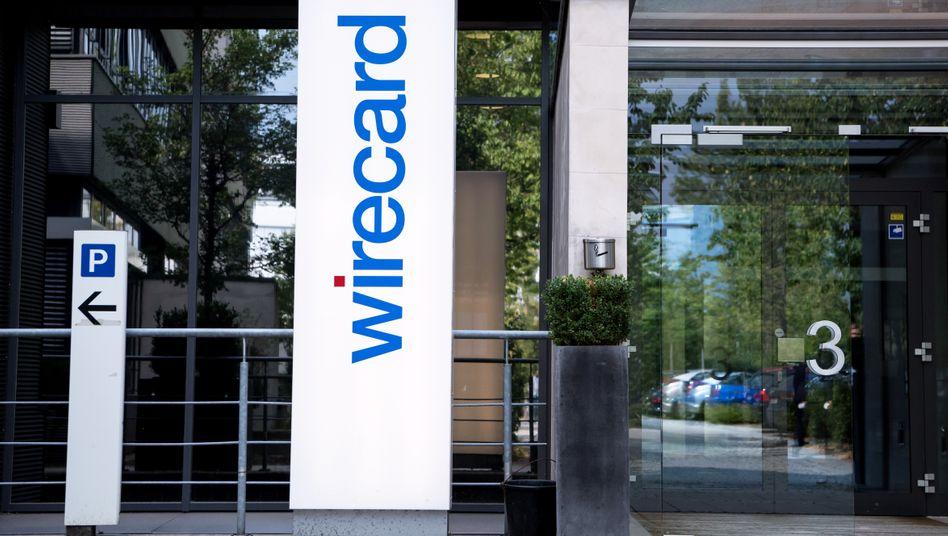 Wirecard-Zentrale in Aschheim bei München