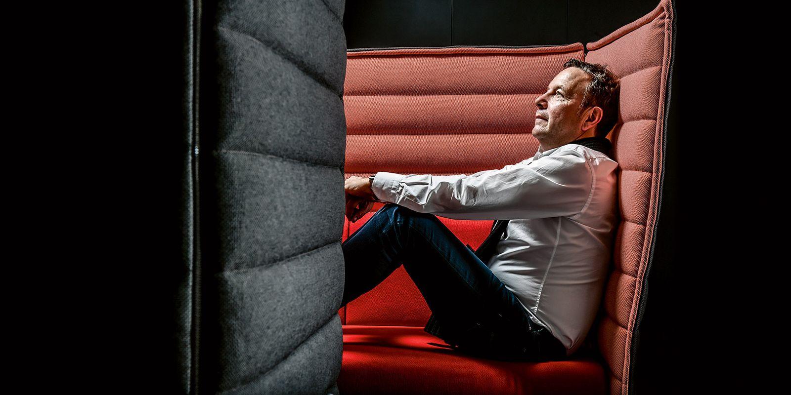 Ralf Kleber, Chef von Amazon in Deutschland
