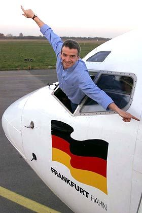 Flügel gestutzt: Ryanair-Chef Michael O'Leary hat Ärger mit der EU