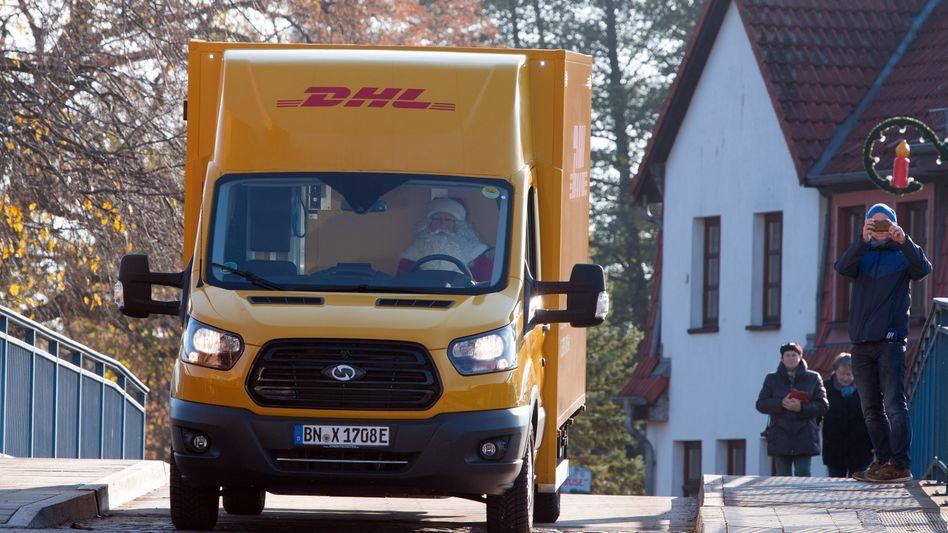 Streetscooter im Einsatz: Amazon kauft 40 Elektrotransporter der Post für die Auslieferung in München