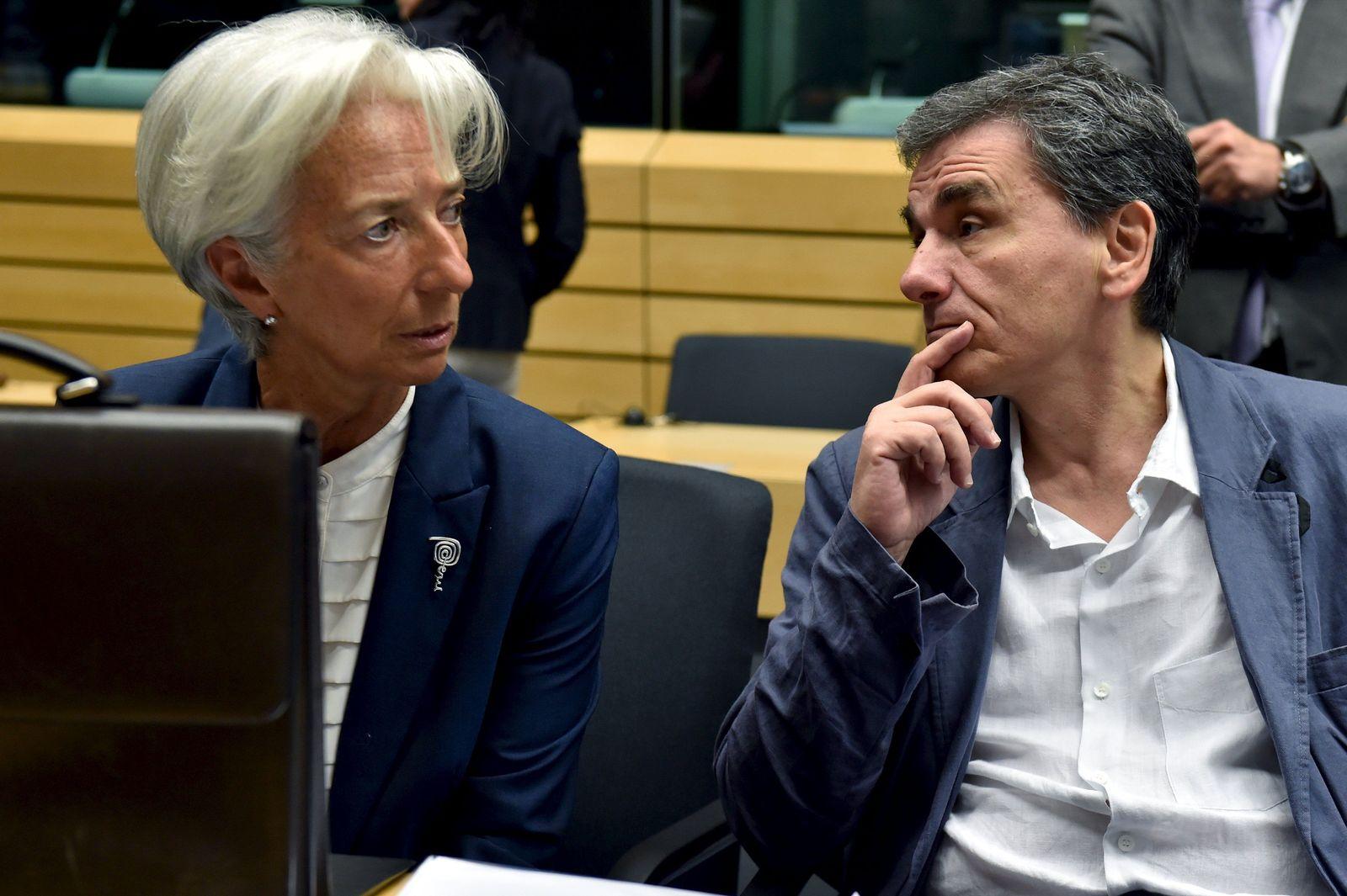 Lagarde/Tsakalotos/IWF