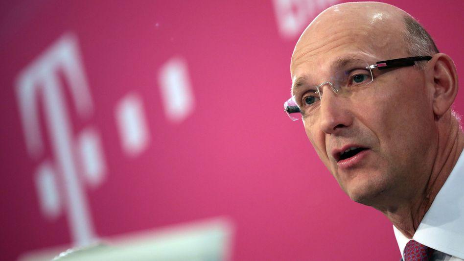 """Timotheus Höttges: """"Nationales Routing ist möglich - aber wir zwingen niemanden"""""""