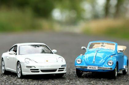 Grundlagenvereinbarung: VW soll schrittweise in die Porsche AG einsteigen