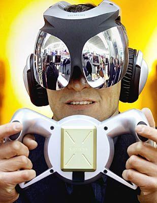3D-Helm: Ungetüme wie diese werden künftig nicht mehr benötigt
