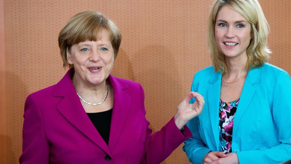 Merkel Entschuldigt Sich