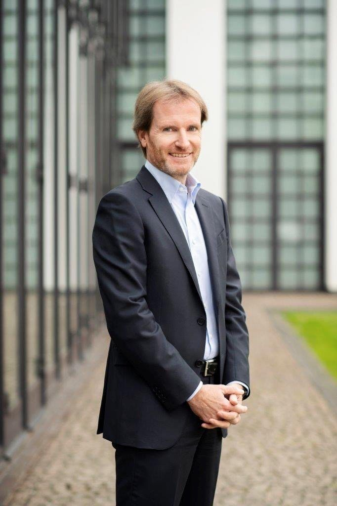 Abräumer: Haniel-Chef Thomas Schmidt