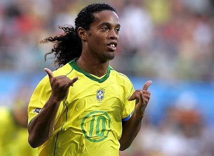 370 Millionen Dollar soll Nike für einen Zehnjahresvertrag mit der brasilianischen Nationalmannschaft gezahlt haben