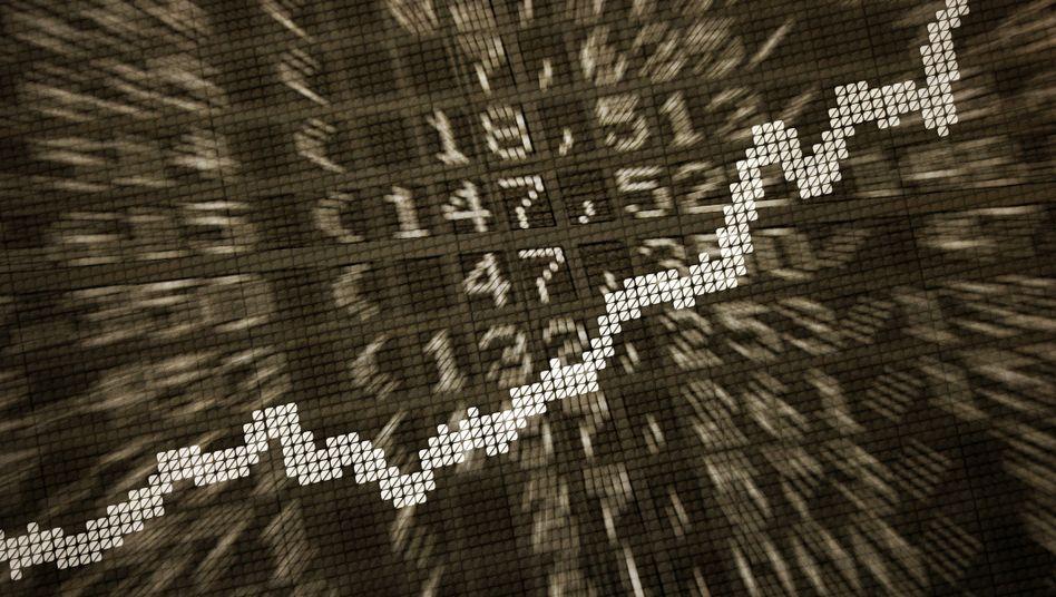 Apple hat mit seiner Umsatzwarnung ein kurzes Beben an den Börsen verursacht. Zum Wochenschluss fassten die wieder Mut.